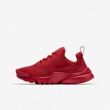 Zapatillas Casual Nike Presto Fly Niño Rojas 913966-600