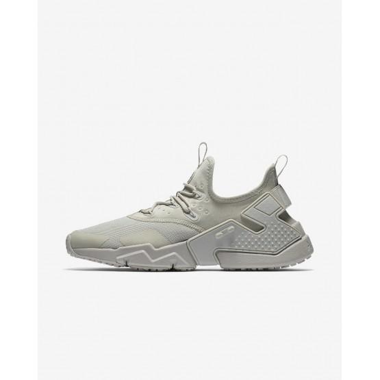 Chaussure Casual Nike Air Huarache Homme Clair Noir AH7334-001