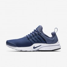 Nike Air Presto Lifestyle Shoes Mens Navy/Diffused Blue/Black 848187-406