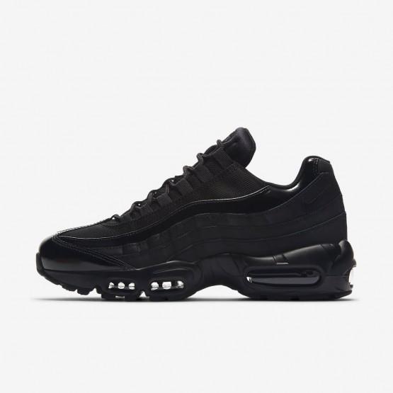 Chaussure Casual Nike Air Max 95 Femme Noir 307960-010