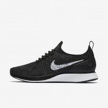 Nike Air Zoom Lifestyle Shoes Womens Black/Dark Grey/White AA0521-006