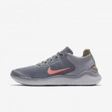 Nike Free RN Laufschuhe Damen Grau/Grau 942837-005