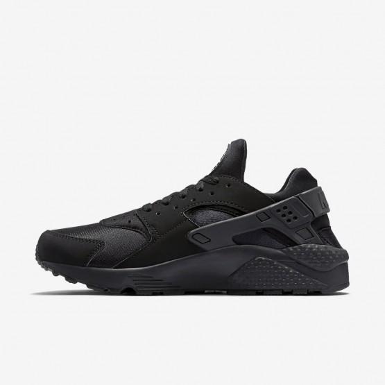 Nike Air Huarache Lifestyle Shoes Mens Black/Grey 318429-003