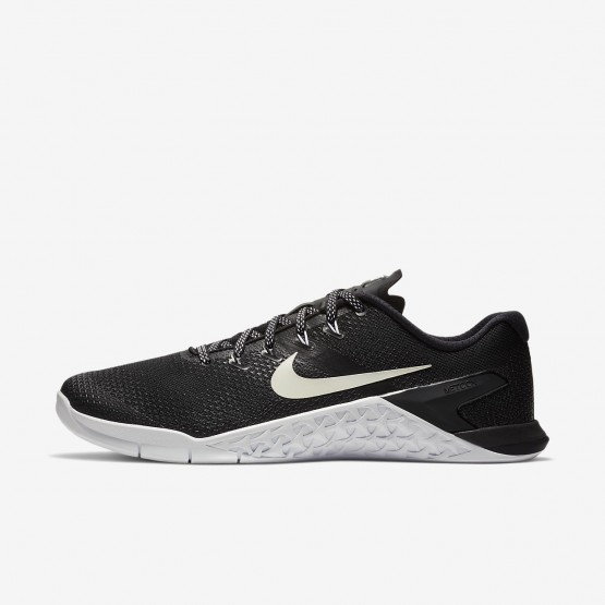 Nike Metcon 4 Training Shoes Mens Black/White AH7453-003