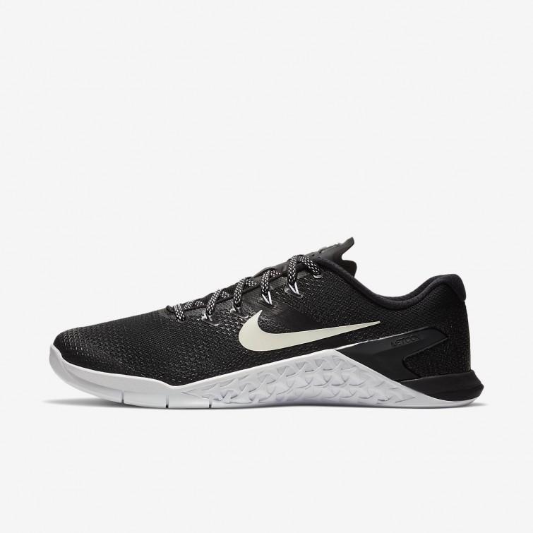 educar Odia Progreso  Deportivas Nike Imitacion Baratas, Zapatillas Nike Metcon 4 Hombre Negras/ Blancas Comprar Online