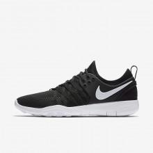 Nike Free TR Training Shoes Womens Black/White 904651-001