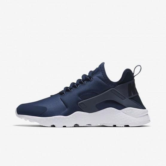 Chaussure Casual Nike Air Huarache Femme Bleu Marine/Obsidienne/Blanche/Bleu 819151-404