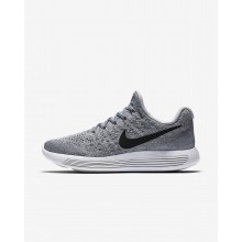 Nike LunarEpic Low Running Shoes Womens Wolf Grey/Cool Grey/Pure Platinum/Black 863780-002