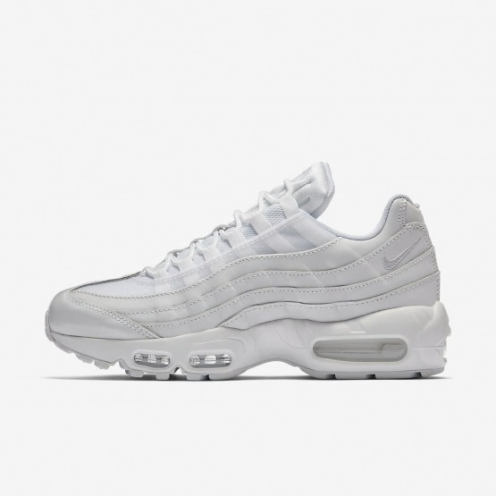 Nike Air Max 95 Lifestyle Shoes Womens White 307960-108