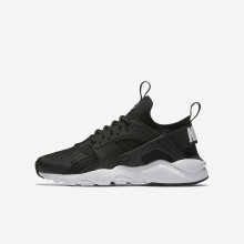 Nike Air Huarache Lifestyle Shoes Boys Black/White 847569-002