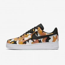Chaussure Casual Nike Air Force 1 Homme Orange/Orange/Marron Clair/Noir 823511-800