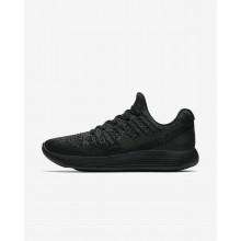 Nike LunarEpic Low Running Shoes Womens Black/Dark Grey/Racer Blue 863780-004
