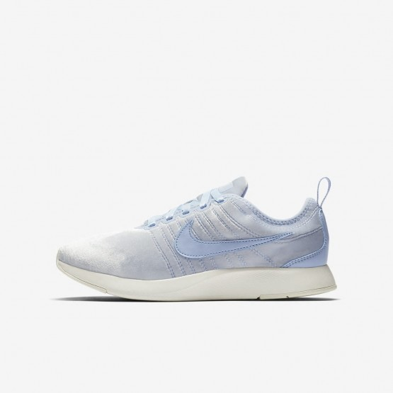 Chaussure Casual Nike Dualtone Racer Fille Bleu Royal 943576-400