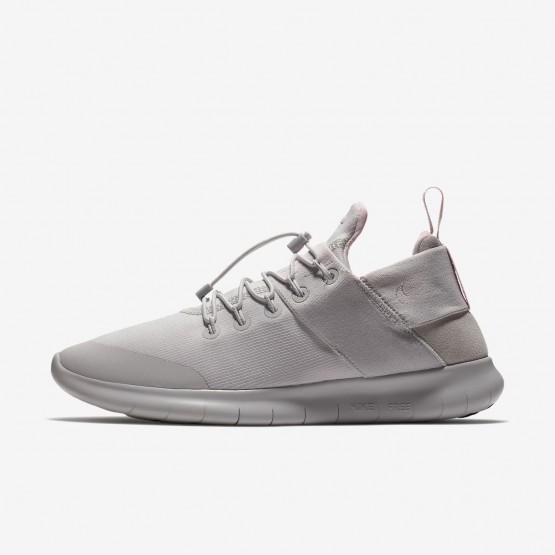 Nike Free RN Running Shoes Womens Vast Grey/Arctic Pink AH8676-001
