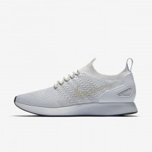 Nike Air Zoom Lifestyle Shoes Mens Pure Platinum/Light Bone/White/Dark Grey 918264-011