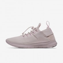 Nike Free RN Running Shoes Womens Barely Rose/Arctic Pink AH8676-600
