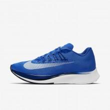Chaussure Running Nike Zoom Fly Femme Bleu Royal/Bleu Foncé Royal Bleu/Noir/Blanche 897821-411