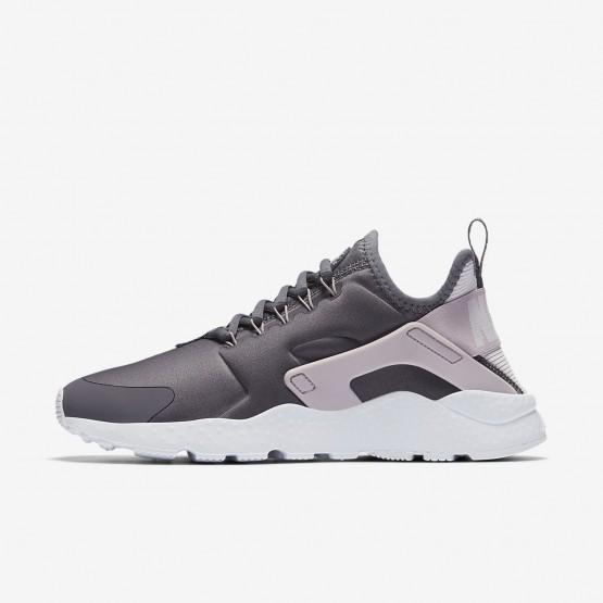 Chaussure Casual Nike Air Huarache Femme Rose/Blanche/Grise 819151-016