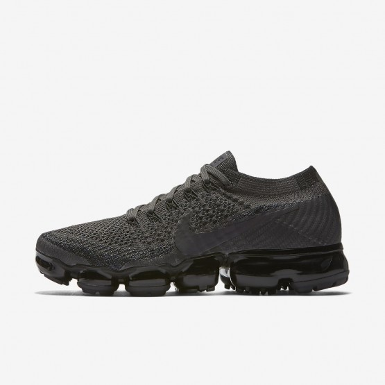 Zapatillas Running Nike Air VaporMax Mujer Negras/Azul Marino 849557-009