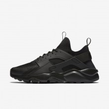 Nike Air Huarache Lifestyle Shoes Mens Black 819685-002