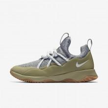 Nike City Loop Lifestyle Shoes Womens Medium Olive/Neutral Olive/Gum Medium Brown/Summit White AA1097-200
