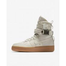 Sapatilhas Casual Nike SF Air Force 1 Mulher Luz/Marrom 857872-004