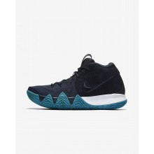 Chaussure de Basket Nike Kyrie 4 Homme Obsidienne Foncé/Noir 943806-401