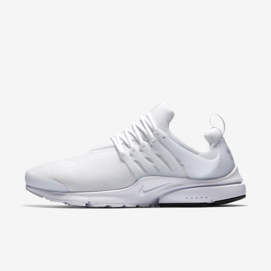 Nike Air Presto Lifestyle Shoes Mens White/Black 848187-100