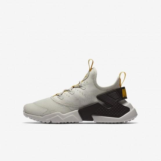 Chaussure Casual Nike Huarache Garcon Clair Marron 943344-004
