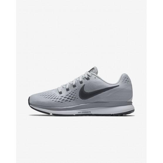 Chaussure Running Nike Air Zoom Femme Platine/Grise/Noir 880560-010