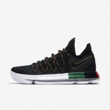 Nike Zoom KDX Basketball Shoes Womens Black/Multi-Color 897817-003