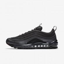 Chaussure Casual Nike Air Max 97 Homme Noir/Metal/Grise Foncé 921826-005
