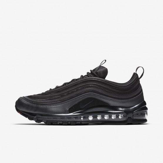 Nike Air Max 97 Lifestyle Shoes Mens Black/Metallic Hematite/Dark Grey/Anthracite 921826-005