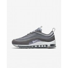 Chaussure Casual Nike Air Max 97 Femme Grise/Blanche AH6805-001