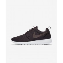 Chaussure Casual Nike Roshe One Femme Blanche/Metal 844994-602