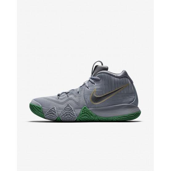 Chaussure de Basket Nike Kyrie 4 Homme Argent/Metal Doré 943806-001