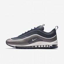 Chaussure Casual Nike Air Max 97 Homme Bleu Marine/Clair Blanche 918356-402