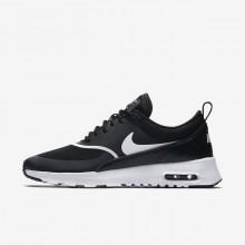 Nike Air Max Thea Lifestyle Shoes Womens Black/White 599409-028