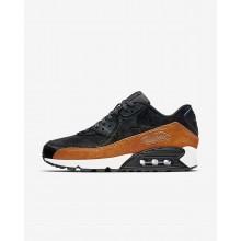 Zapatillas Casual Nike Air Max 90 Mujer Negras 898512-005
