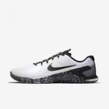 Chaussure De Sport Nike Metcon 4 Homme Blanche/Noir AH7453-101