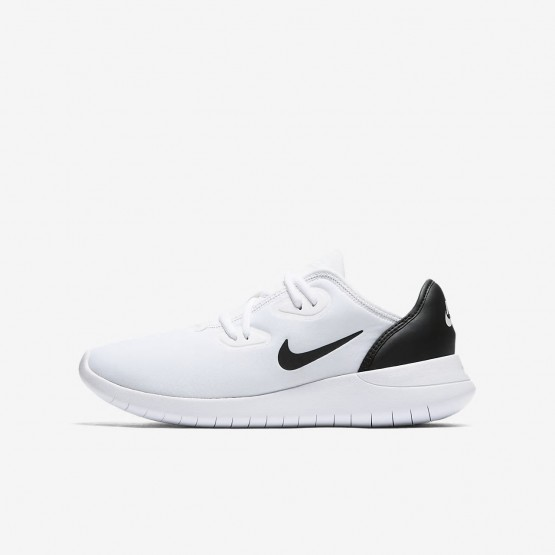 Chaussure Casual Nike Hakata Garcon Blanche/Noir AO1242-100