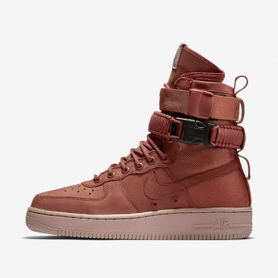 Sapatilhas Casual Nike SF Air Force 1 Mulher Rosa 857872-202