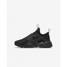 Nike Air Huarache Lifestyle Shoes Boys Black 847569-004