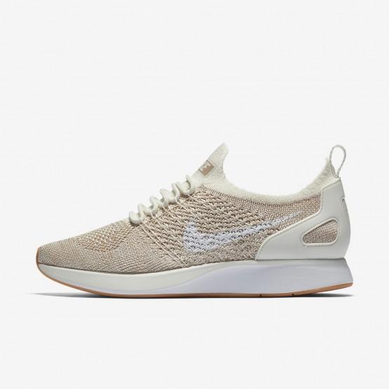 Zapatillas Casual Nike Air Zoom Mujer Amarillo/Blancas AA0521-100