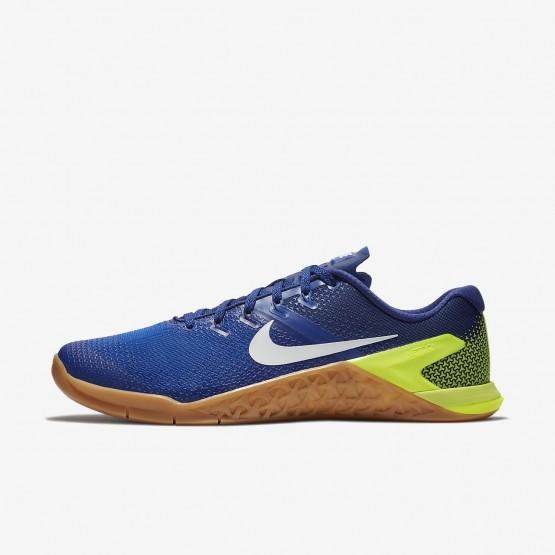 Chaussure De Sport Nike Metcon 4 Homme Bleu/Marron/Blanche AH7453-701