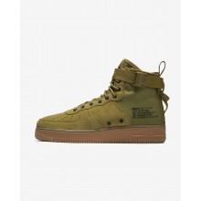 Zapatillas Casual Nike SF Air Force 1 Hombre Marrones/Negras 917753-301