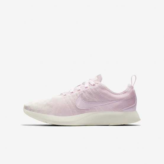 Chaussure Casual Nike Dualtone Racer Fille Rose 943576-600