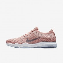 Chaussure De Sport Nike Air Zoom Femme Rose/Blanche 922872-601