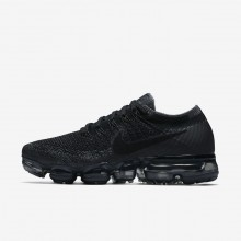 Nike Air VaporMax Running Shoes Womens Black/Dark Grey/Anthracite 849557-006