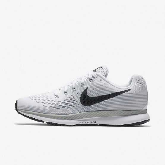 Nike Air Zoom Running Shoes Womens White/Pure Platinum/Wolf Grey/Anthracite 880560-103